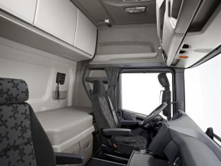 Cab interior, CR20 Highline Södertälje, Sweden Photo: Göran Wink 2016