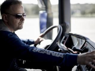 Driver Malaga, Spain Photo: Gustav Lindh, 2016